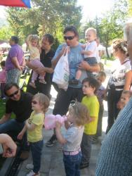 Hegyvidéki Ősz - Egészségnap 2011